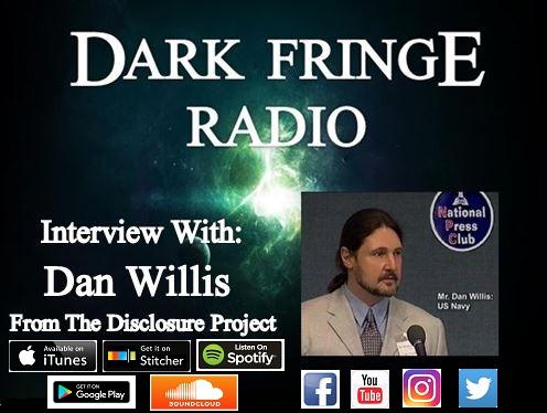 Dark Fringe Radio Episode 56 Art