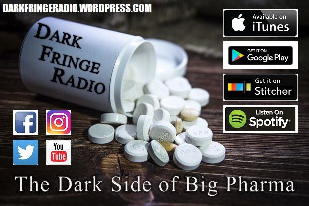 Dark Fringe Radio Episode 57 Art