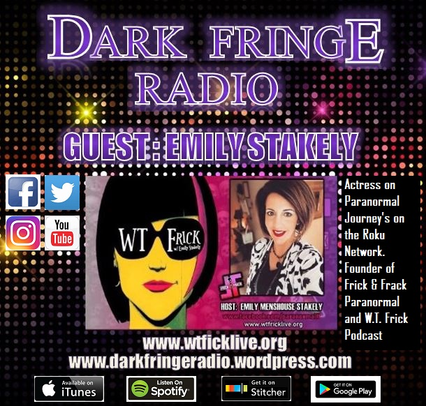 Dark Fringe Radio Episode 58 Art
