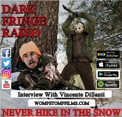 Dark Fringe Radio Episode 62 Art