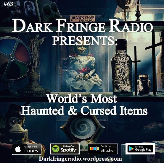Dark Fringe Radio Episode 63 Art