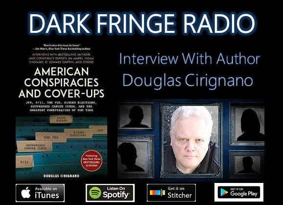 Dark Fringe Radio Episode 64 Art