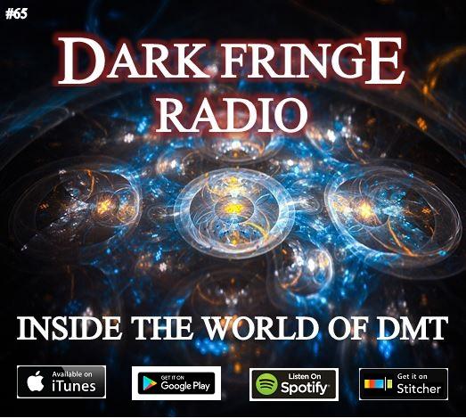 Dark Fringe Radio Episode 65 Art